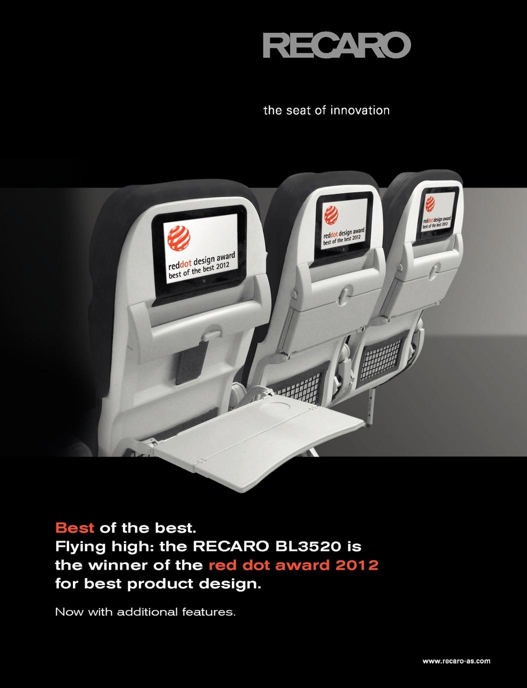Aircraft Interiors International - June 2012