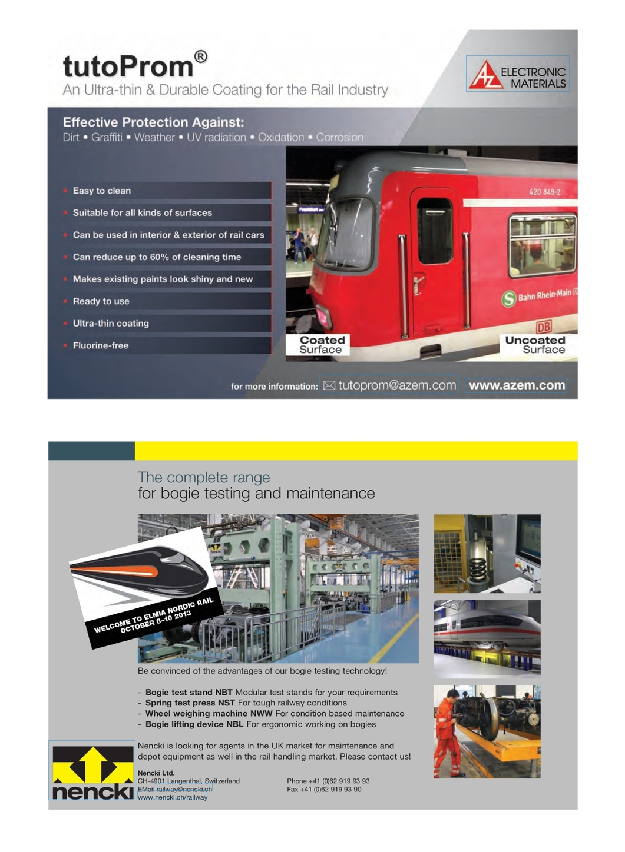 Urban Transport Agenda Vol 2 2013 + Archive