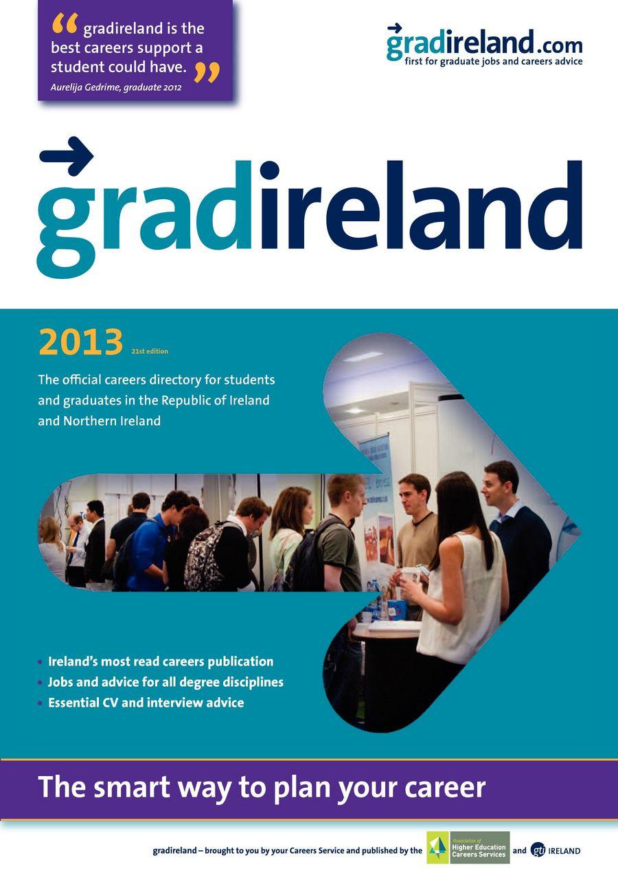 gradireland Directory 2013