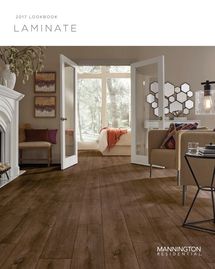 Mannington Laminate Flooring revolution wood look laminate planks Page 1