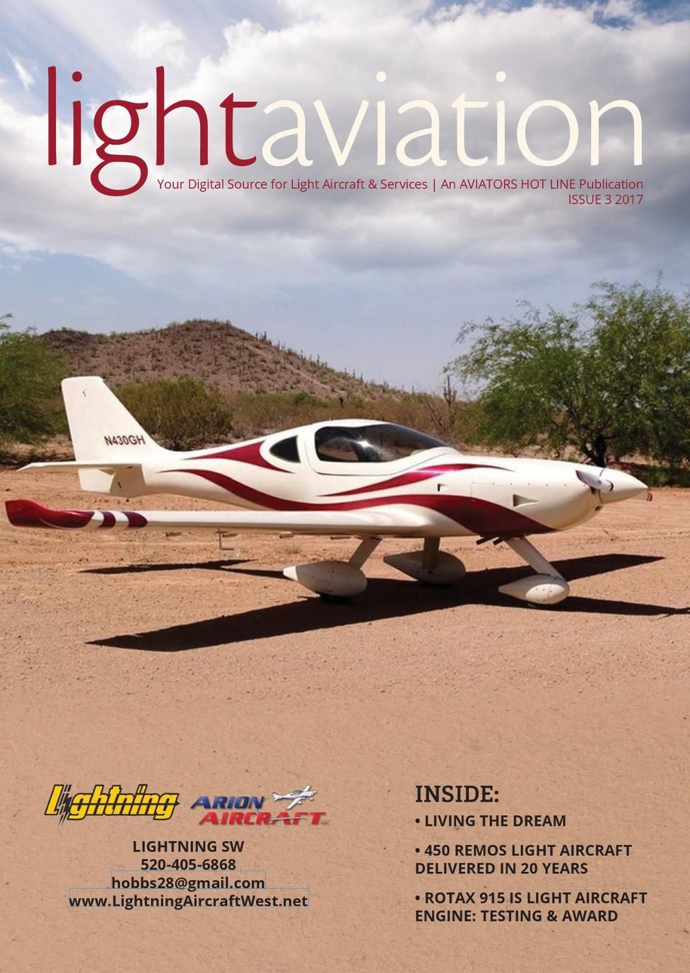 Light Aviation - Issue 3 2017
