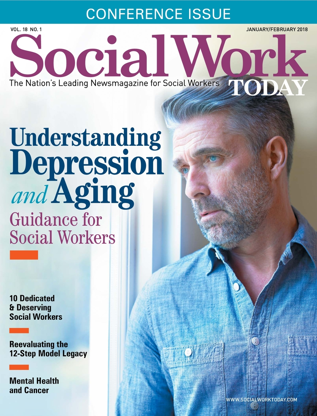 January/February 2018 - Social Work Today