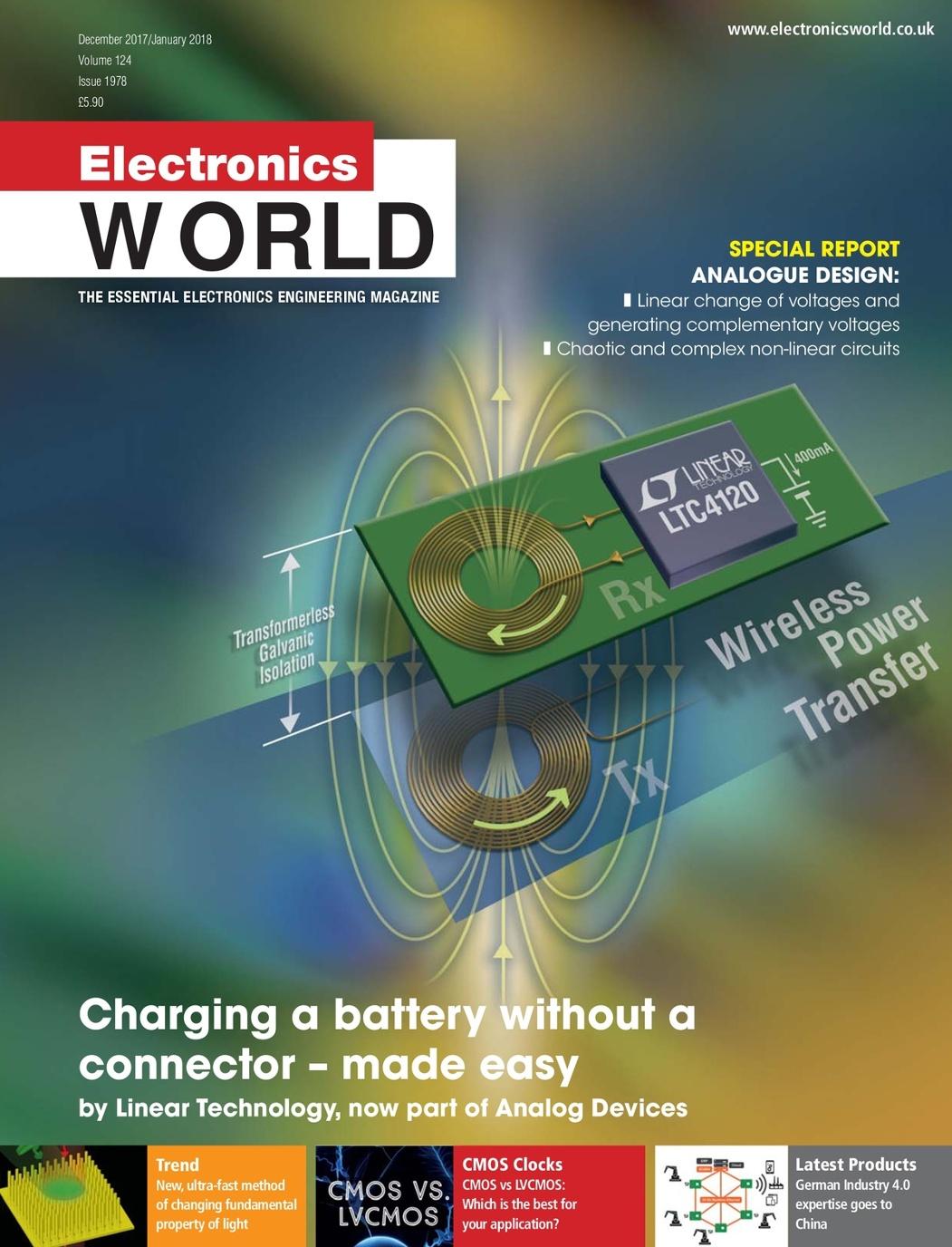 Electronics World December2017 January 2018 Electronic Circuit Simulator Javascript Page 1