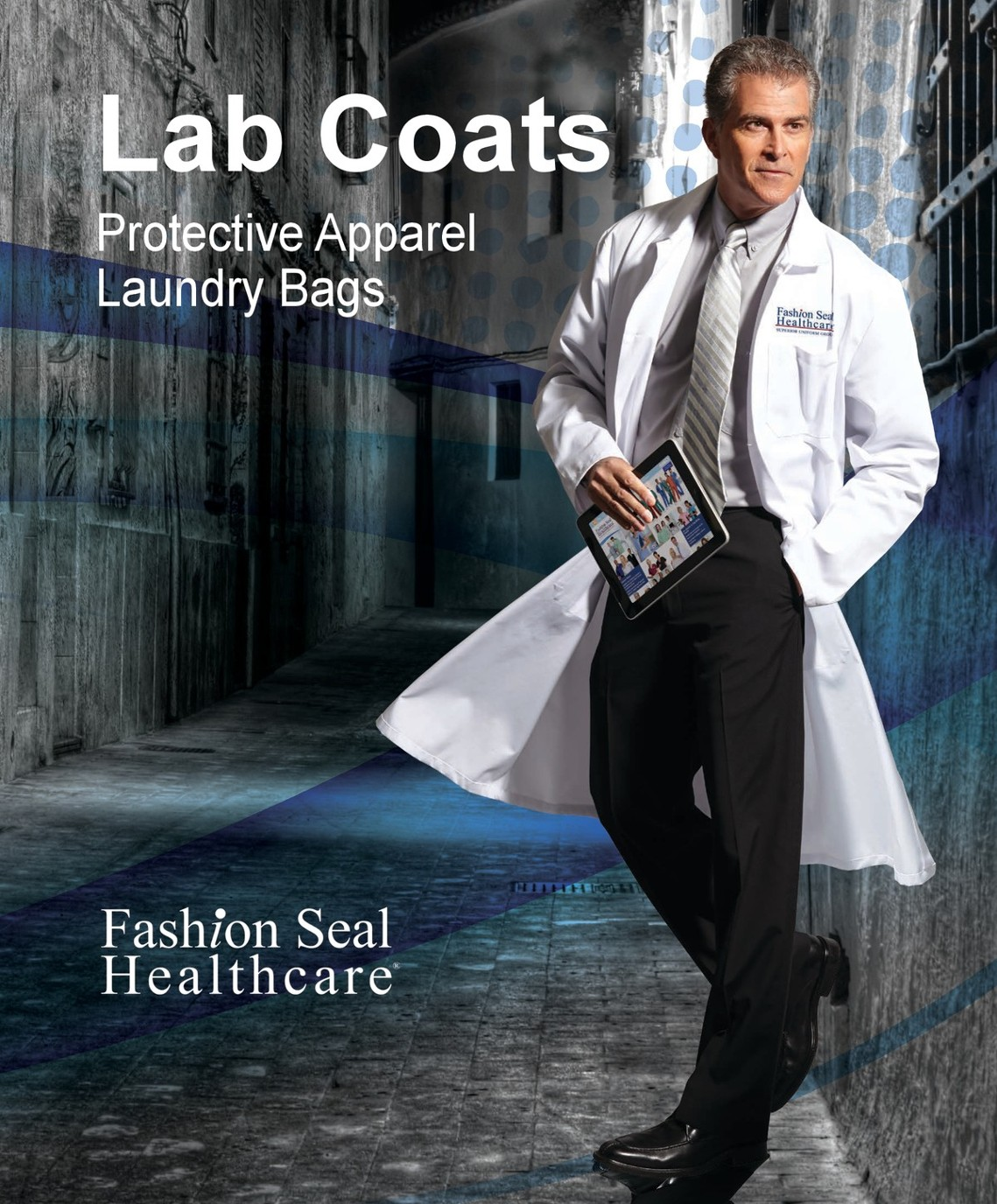 a4cbabac772 Lab Coat 407A