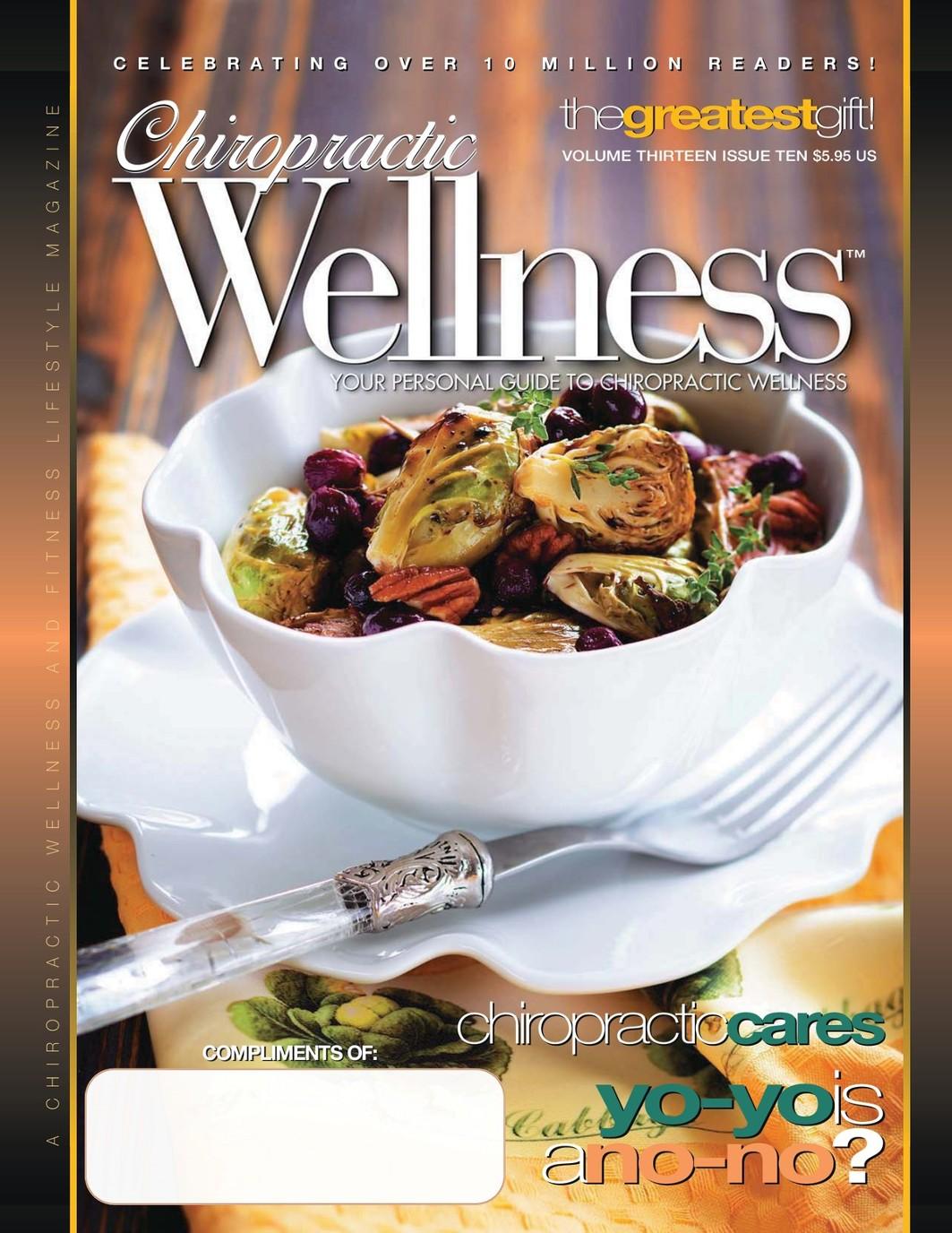 Chiropractic Wellness & Fitness Magazine