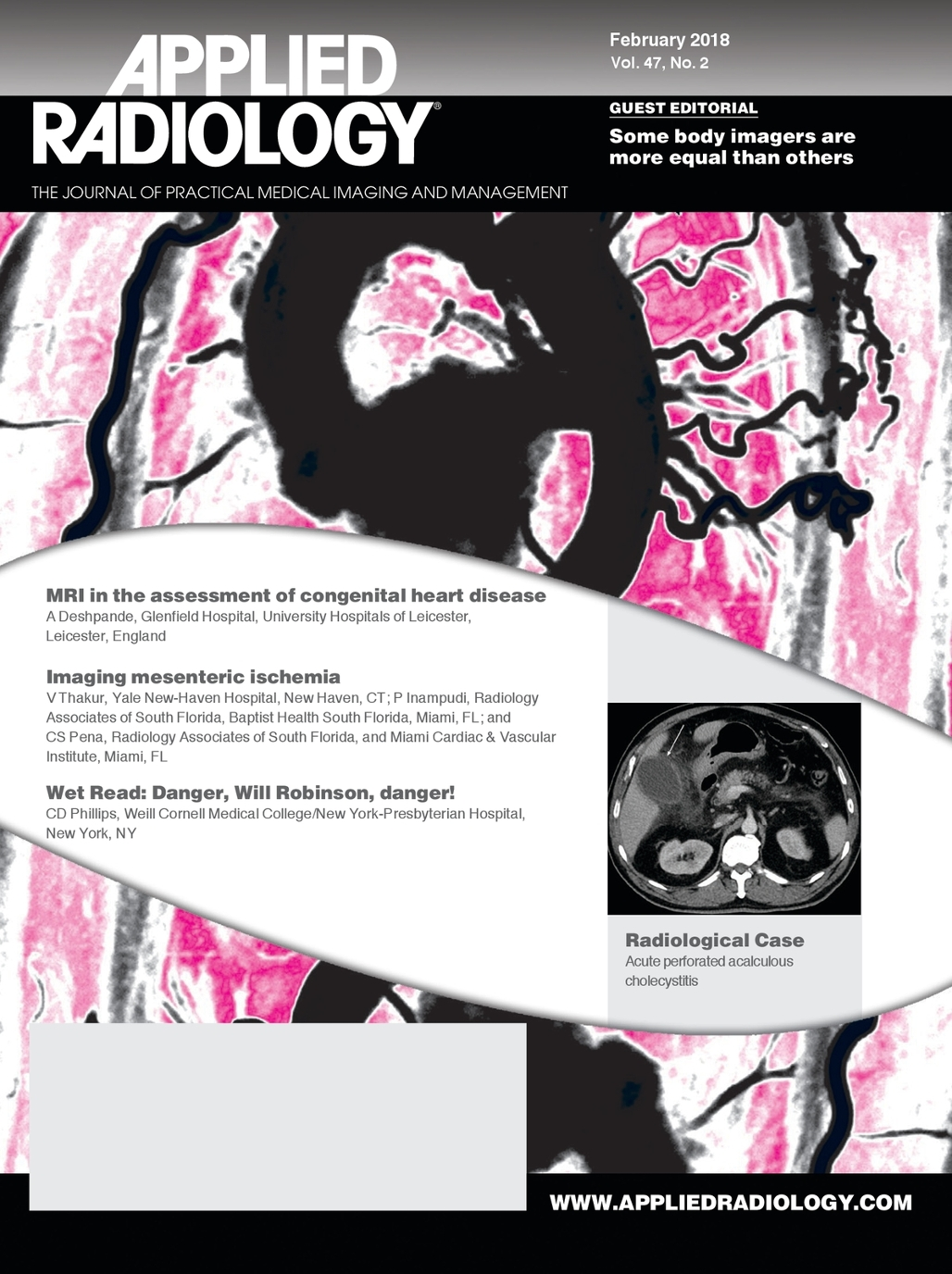 February 2018 Applied Radiology