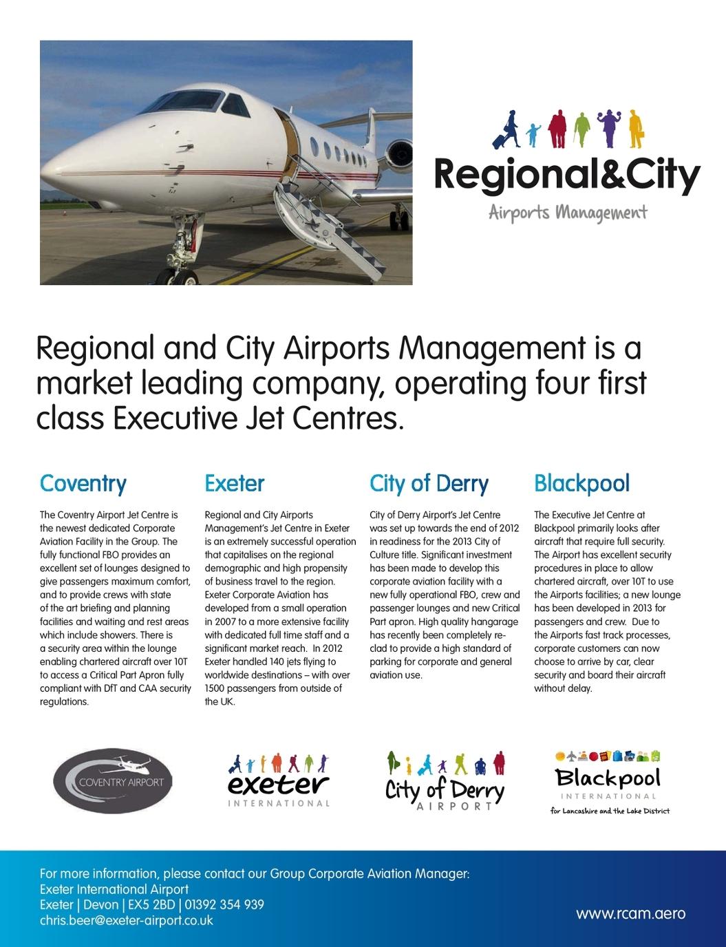 January 2014 Business Airport International - UKi