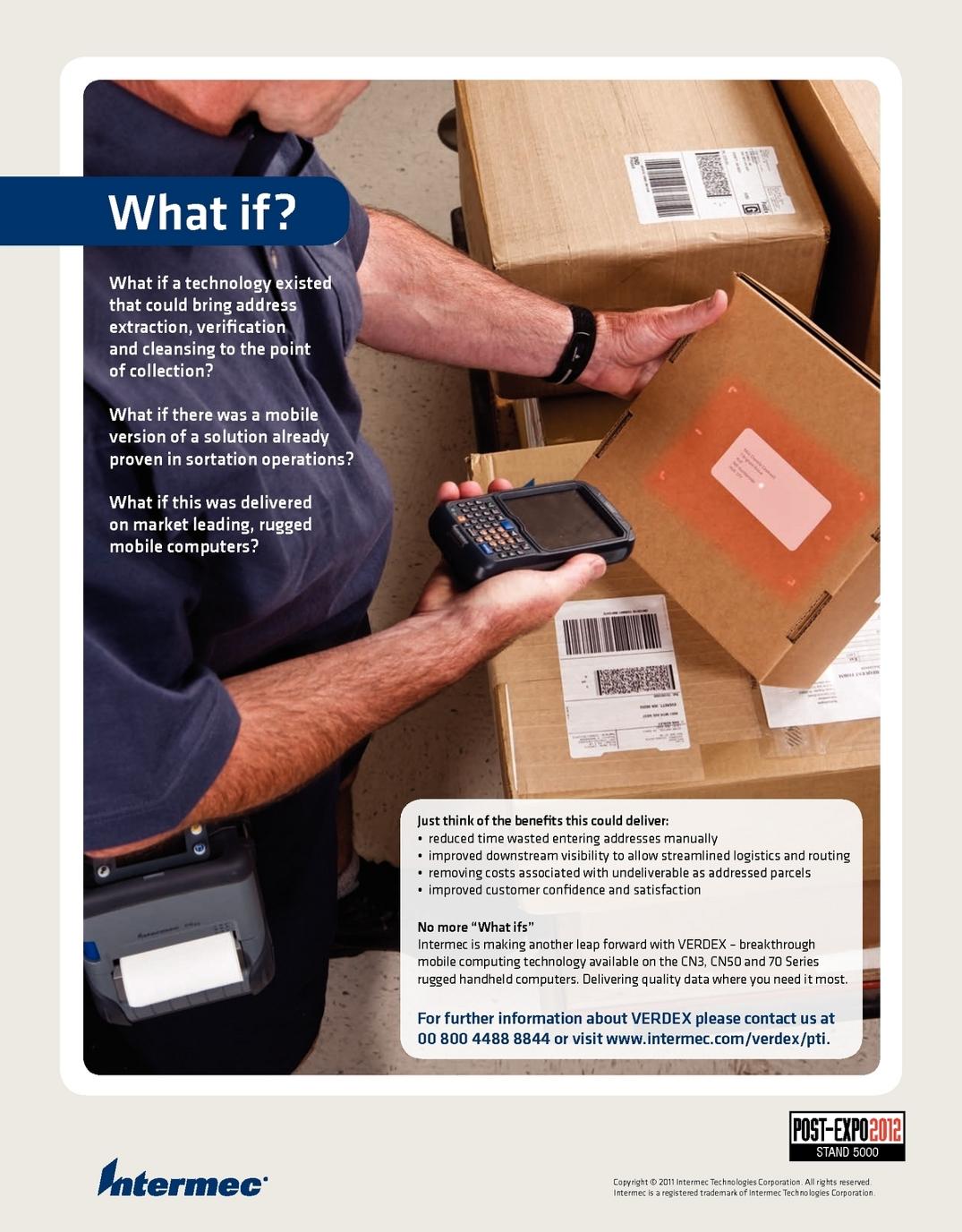 Postal Technology International - June 2012