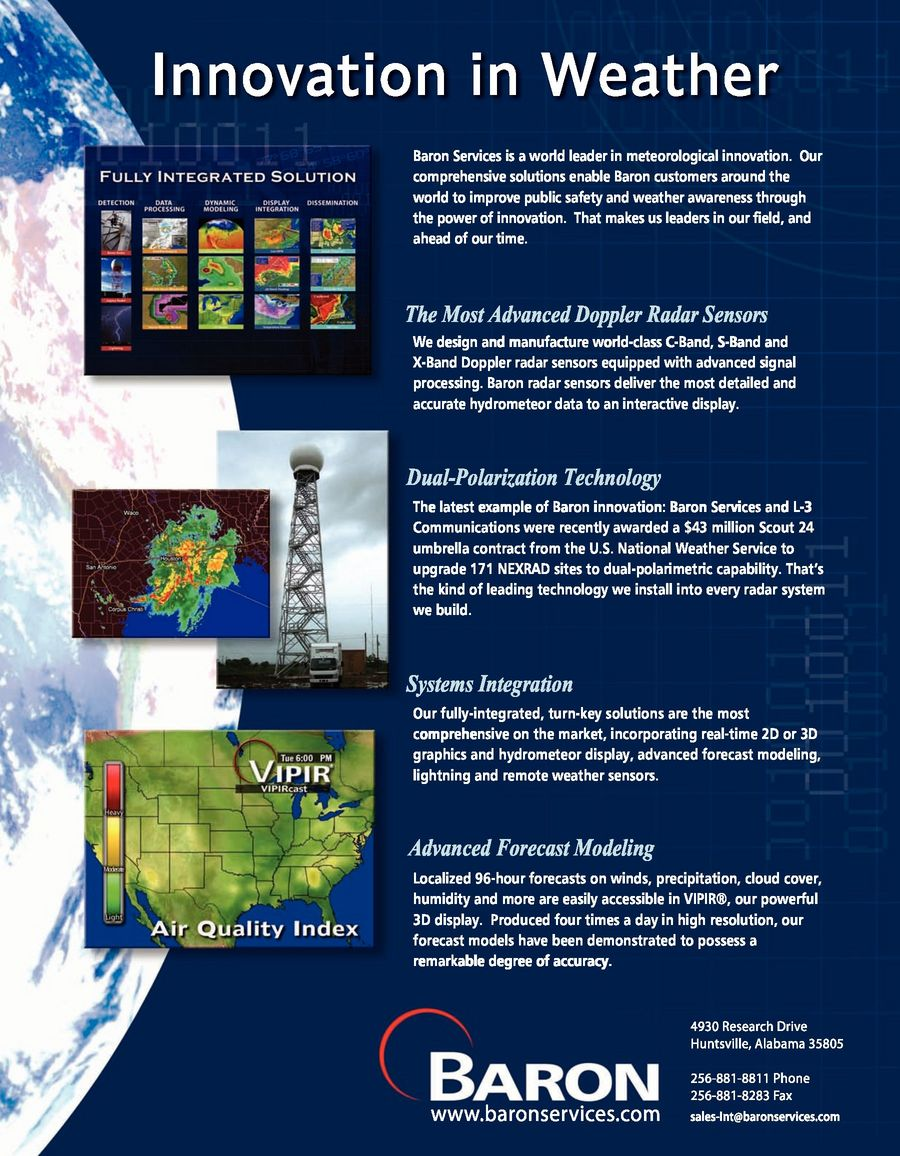 7079359bbd Meteorological Technology International - Launch Issue