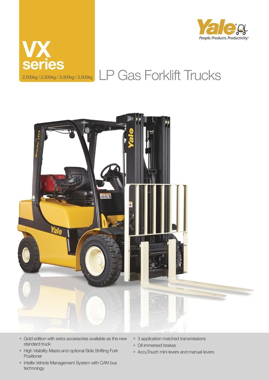 page 1 Array - vx20 35 series lp gas forklift trucks rh viewer zmags com