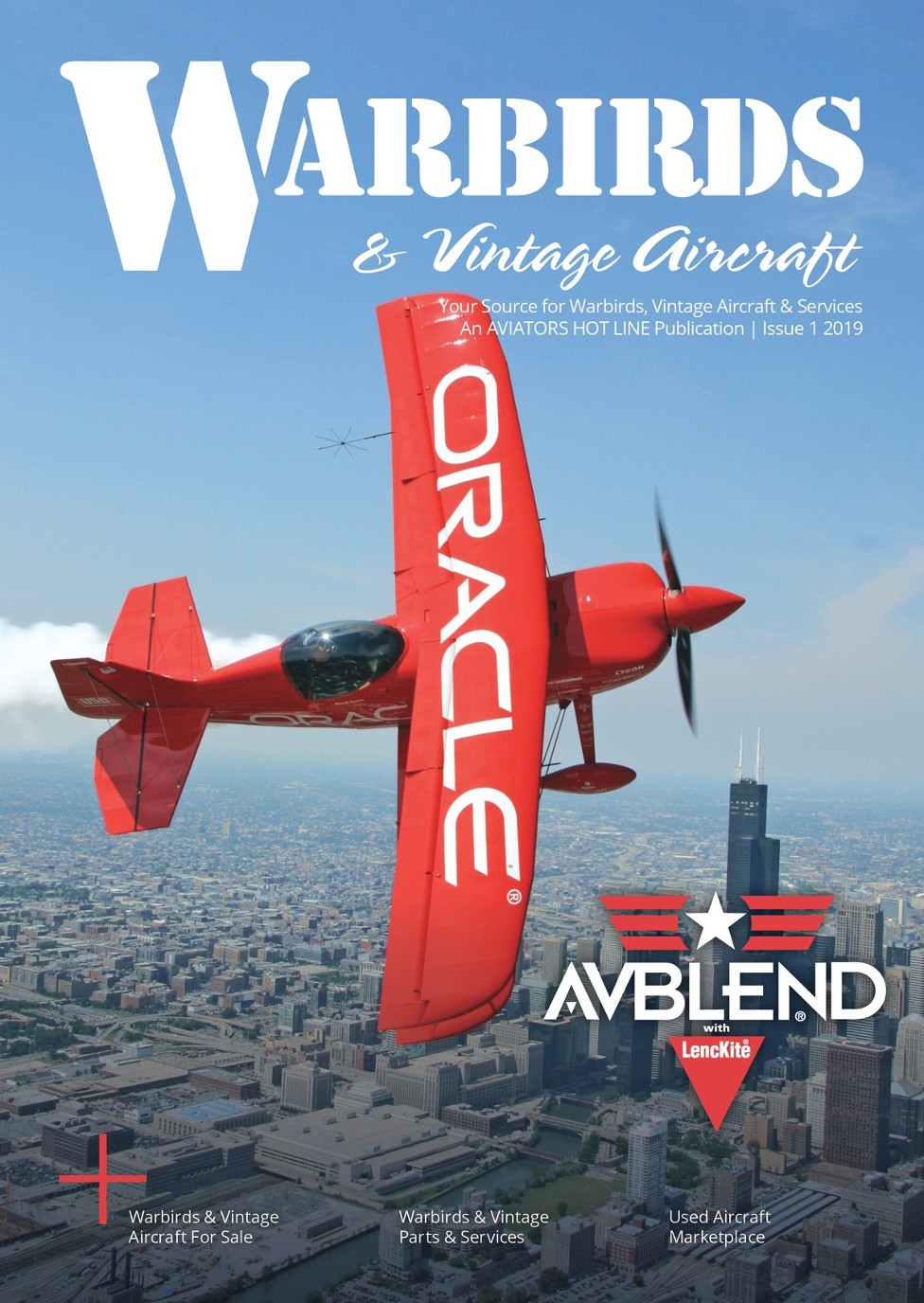 Warbirds & Vintage Aircraft - Issue 1 2019