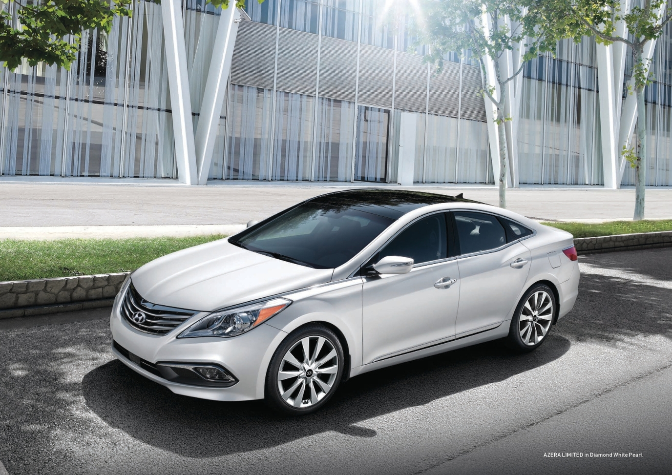 more the azera details on hyundai releases new