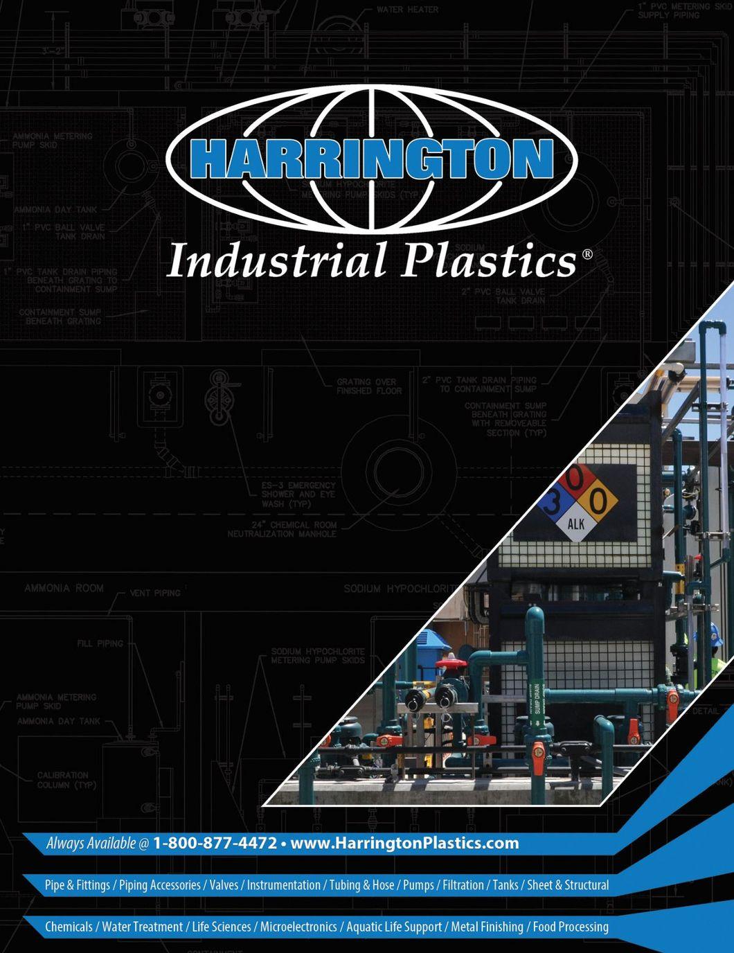 Harrington 18th Edition Catalog