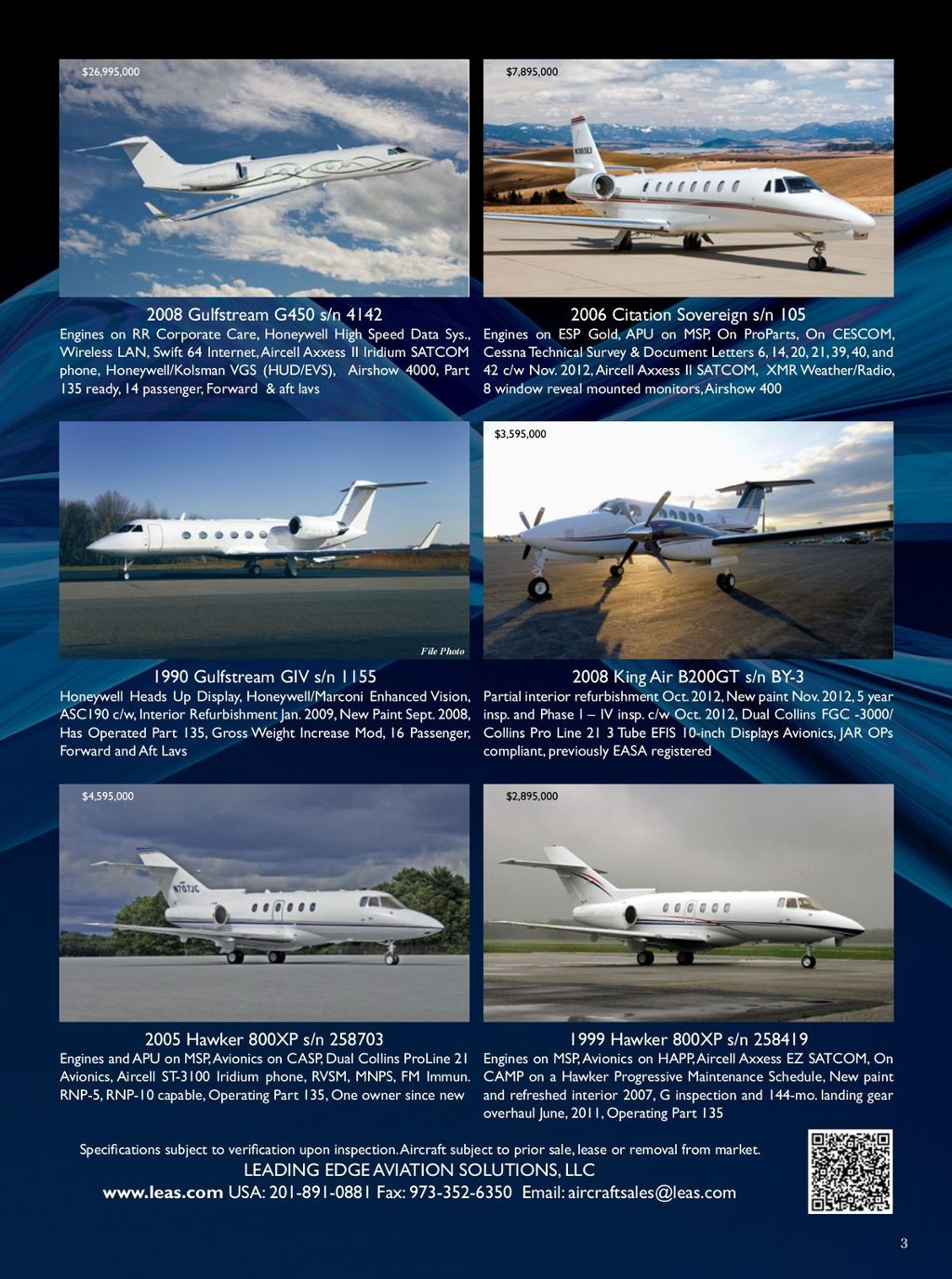 Business Air - Issue 3 2013