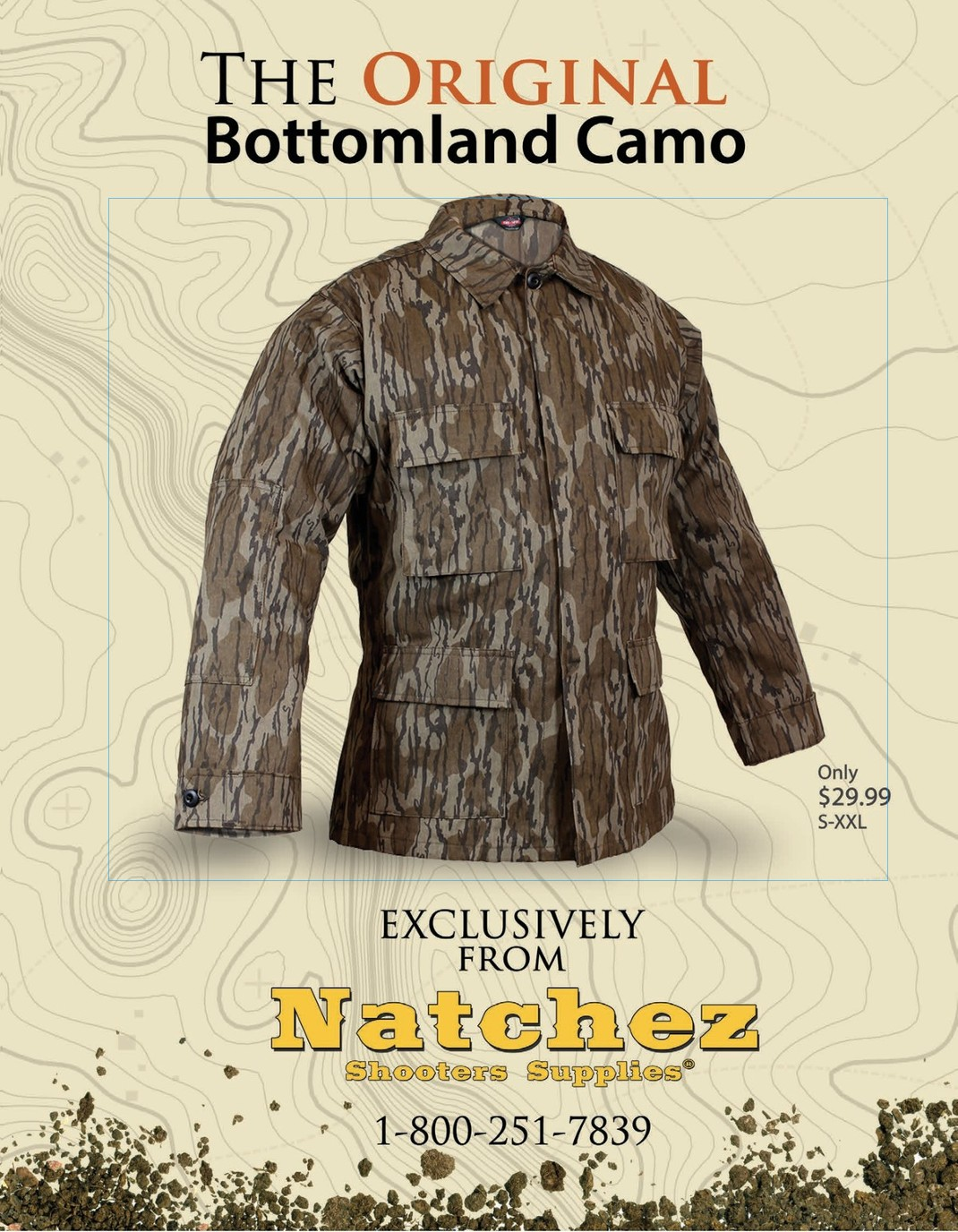 92872b2c85de6 Natchez Bottomland