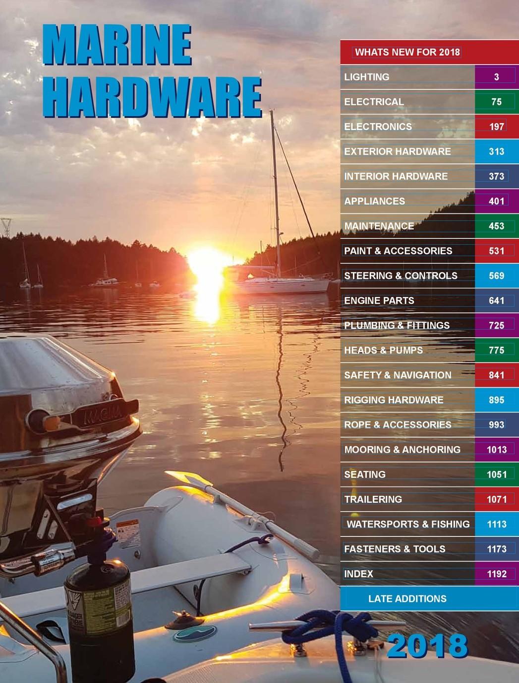 marine hardware ca
