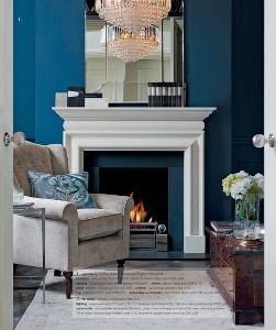 Laura Ashley AutumnWinter Catalogue - Laura ashley grey living room