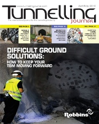 Tunnelling Journal April/May 2016 thumb