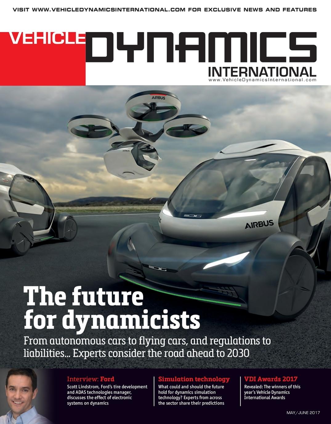 Vehicle Dynamics International - May/June 2017