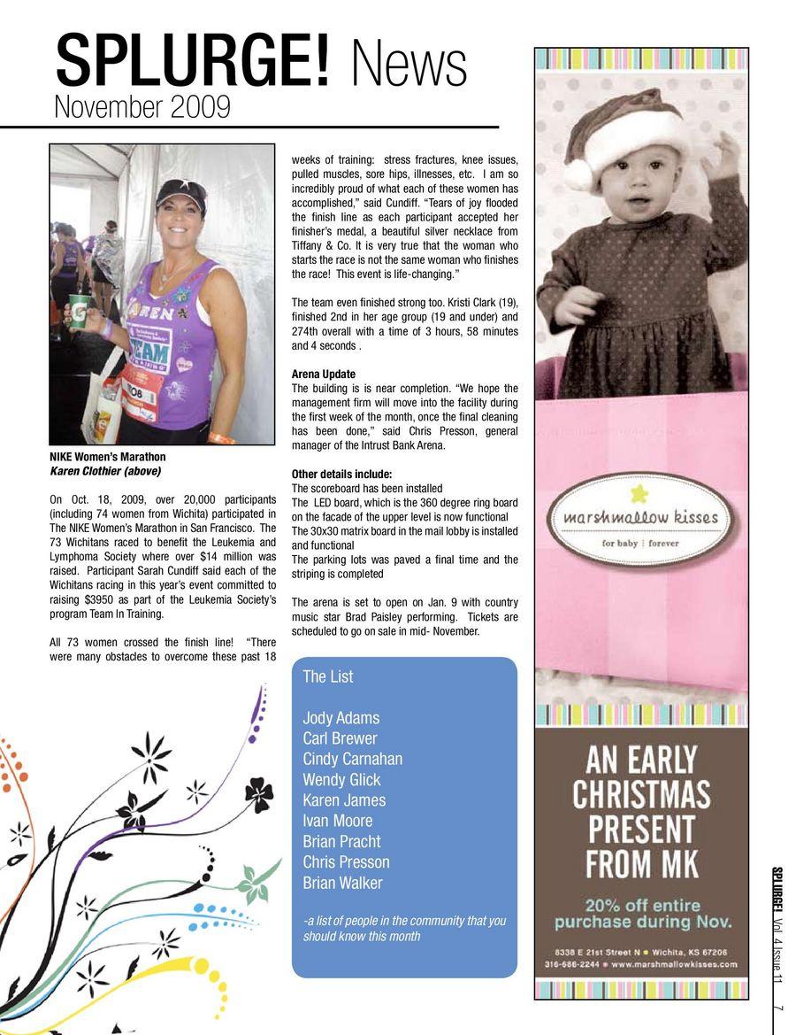 Splurge November 2009 pdf