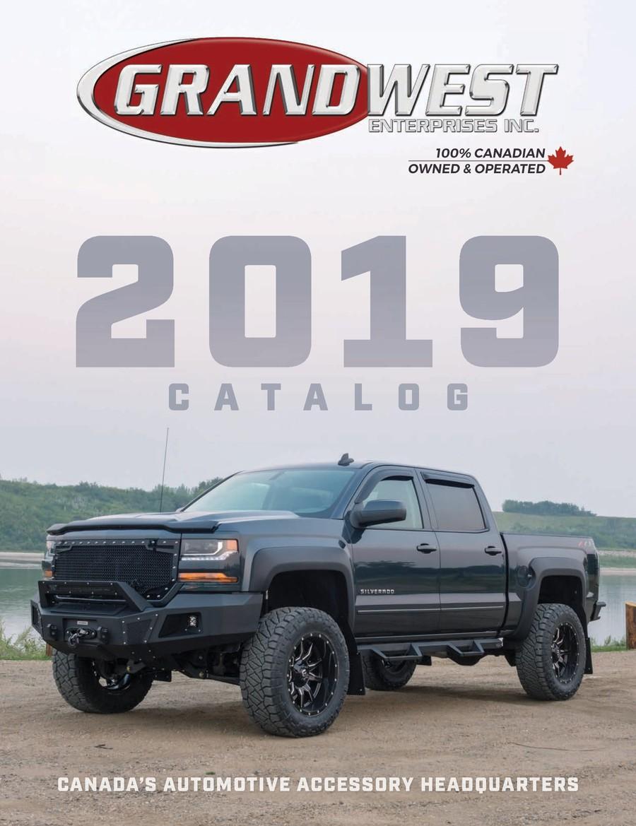 2019 Grandwest Catalog