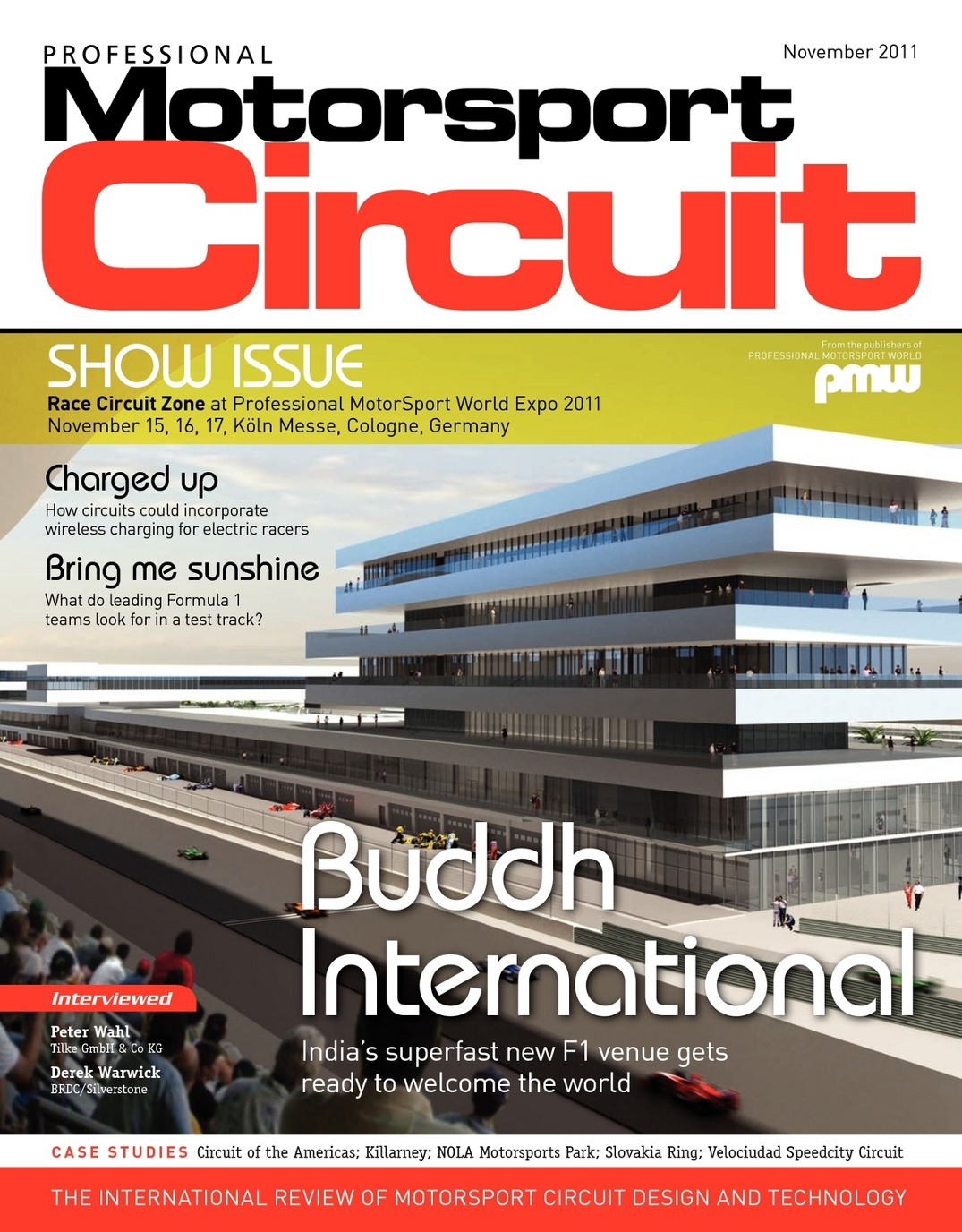 Professional Motorsport Circuit November 2011 Electric Fence Circuits Resource Page 1