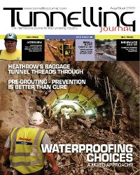Tunnelling Journal  Aug/Sept 2010 thumb