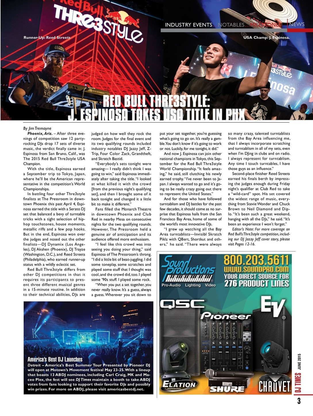DJ Times Digital Editions