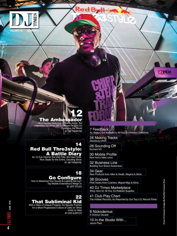 DJ Times Digital Editions