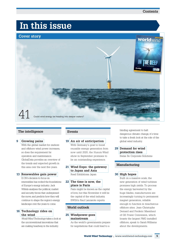 World Wind Technology 2015 Vol  1 + Archive