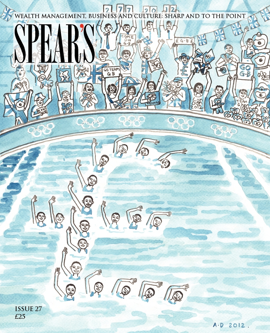 Spears Issue 27