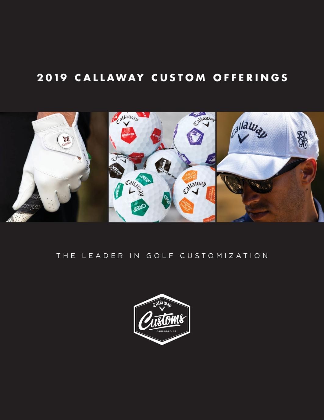 ce77da07a Callaway Customs Catalog US