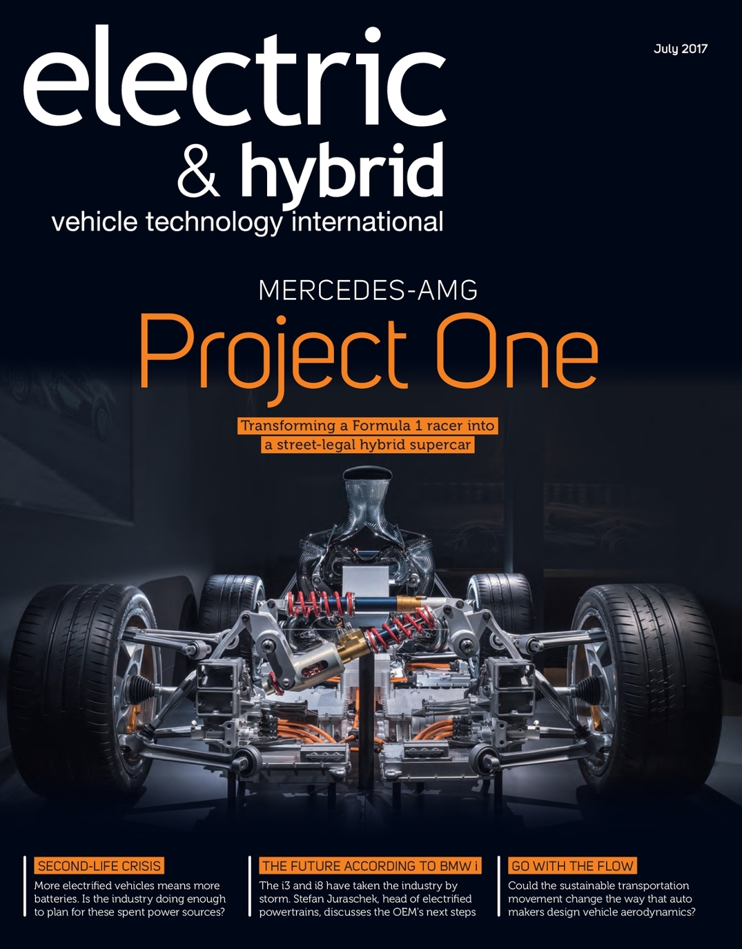 Electric & Hybrid Vehicle Technology International - July 2017