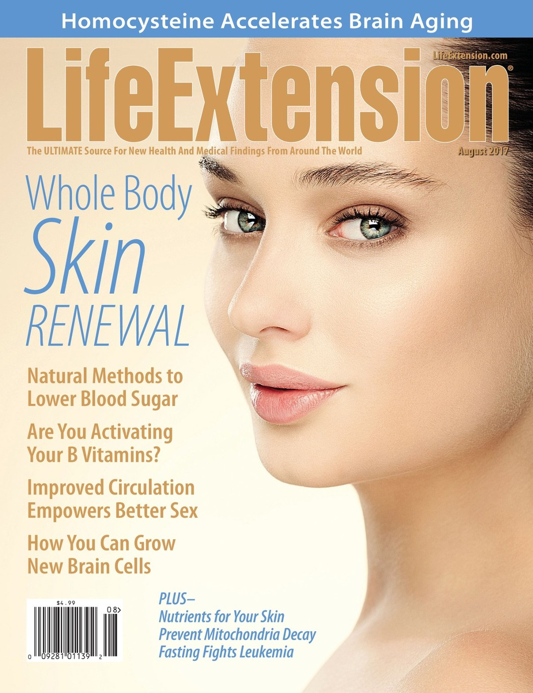 Life Extension Magazine August 2017