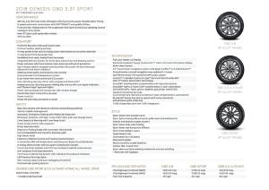 2018 genesis brochure. beautiful brochure page 24 in 2018 genesis brochure