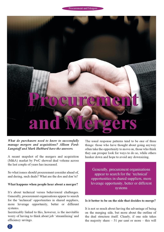 Purchasing & Supply Magazine