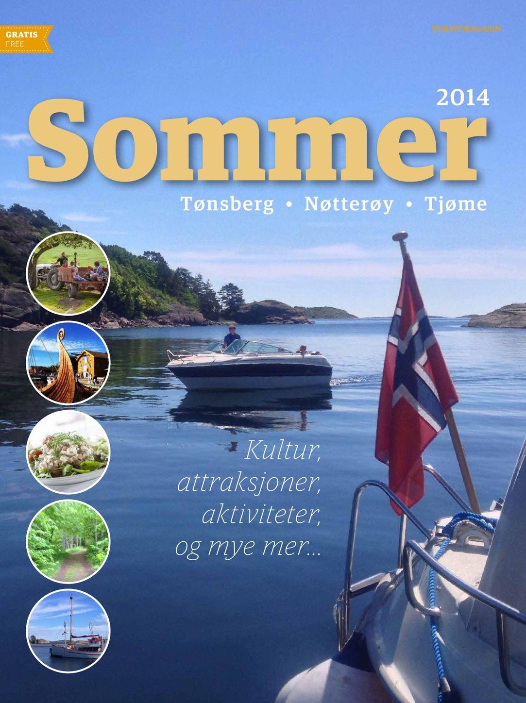 Sommer I Tønsberg 2014