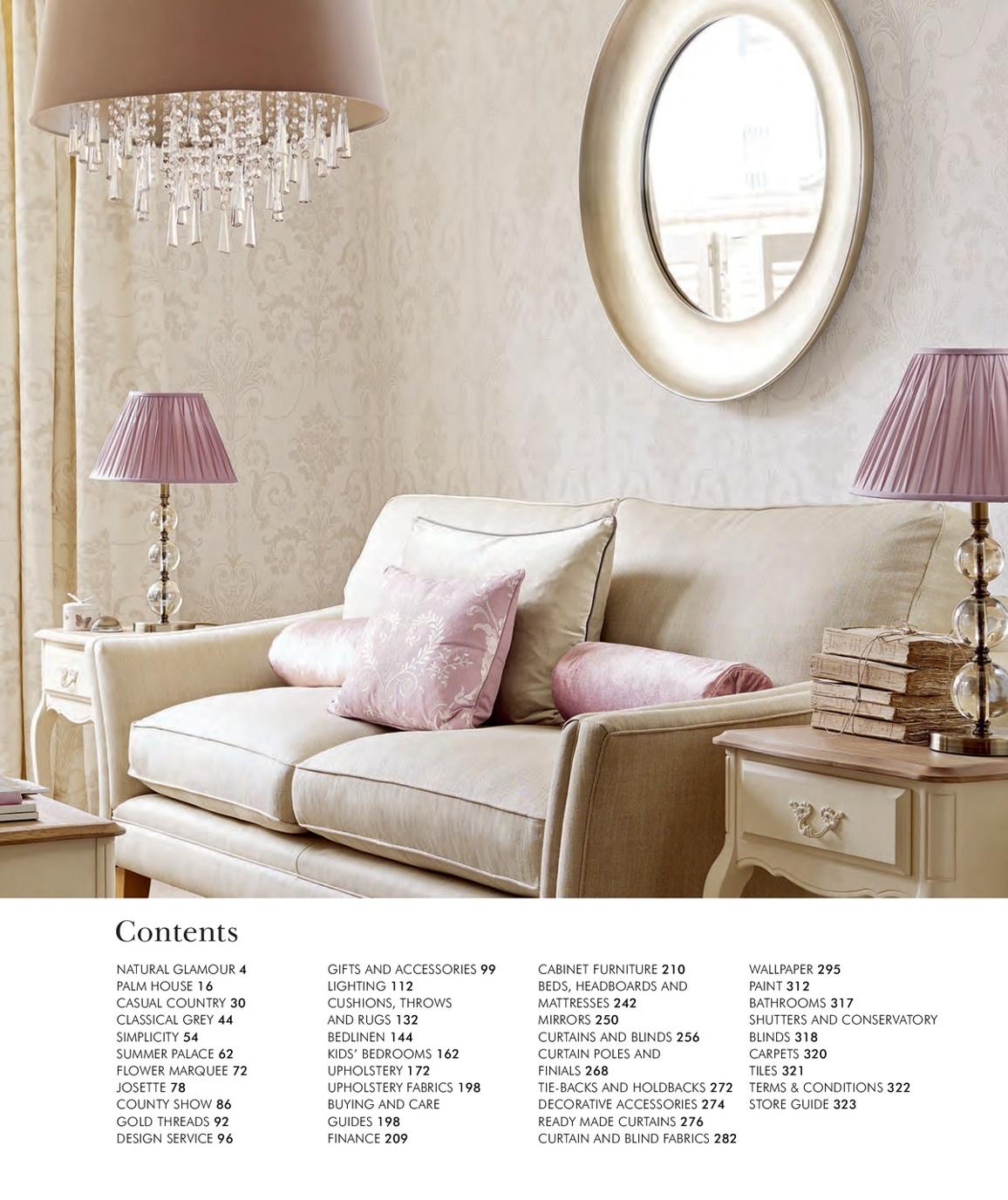 Laura Ashley Wallpaper Bedroom Laura Ashley Catalogue Spring Summer 2015 Euro