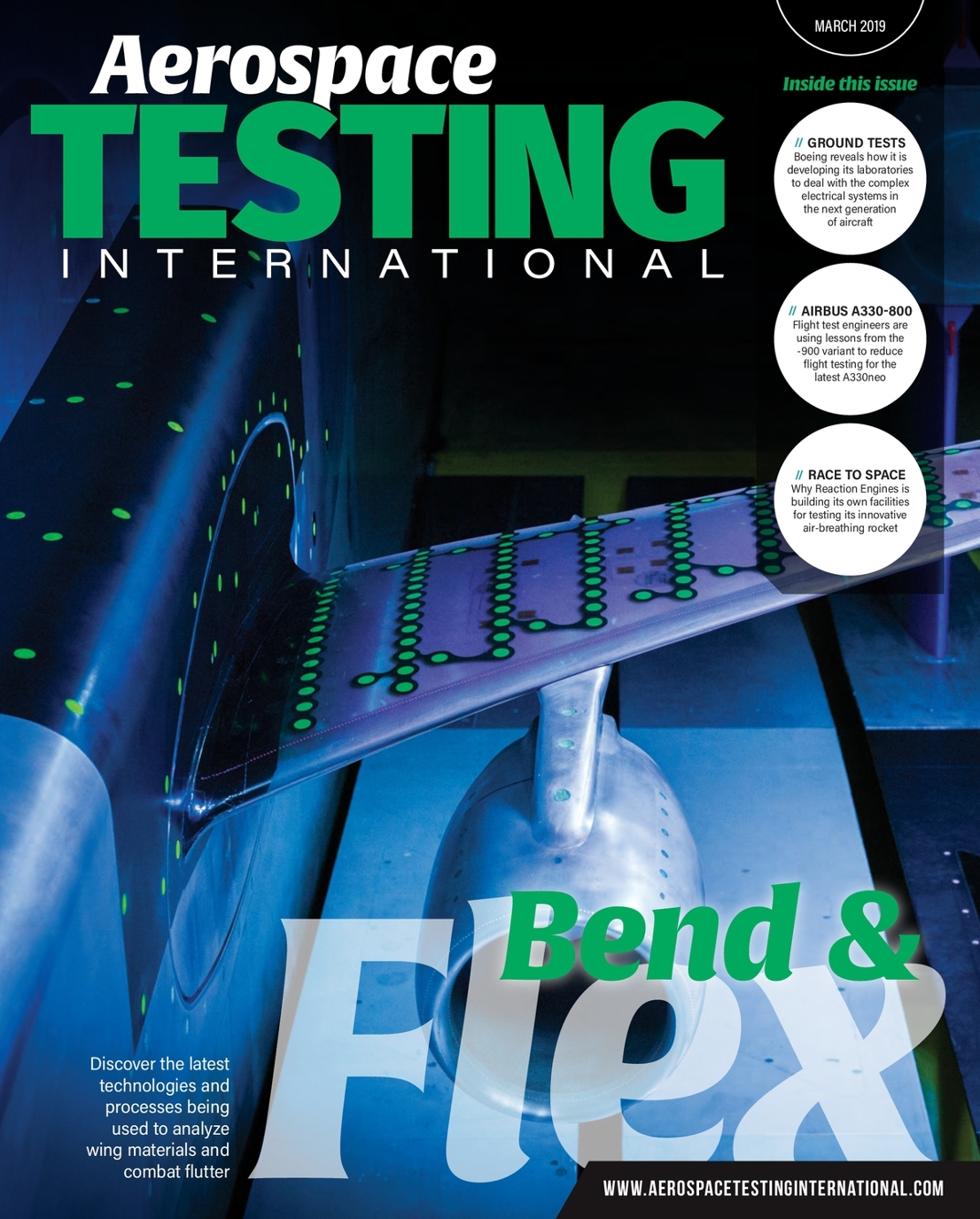 Aerospace Testing International - March 2019