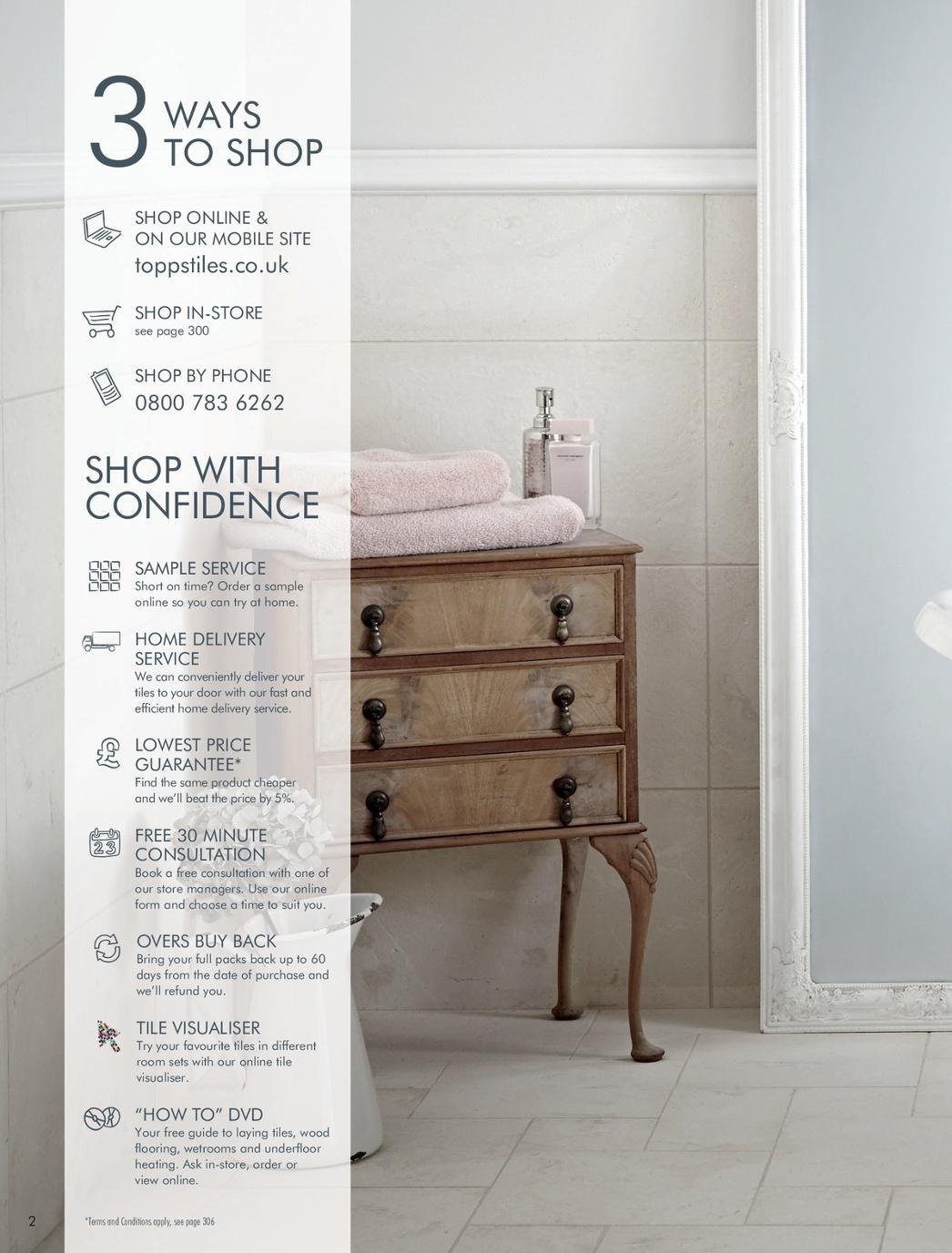 Topps Tiles Brochure Issue 33