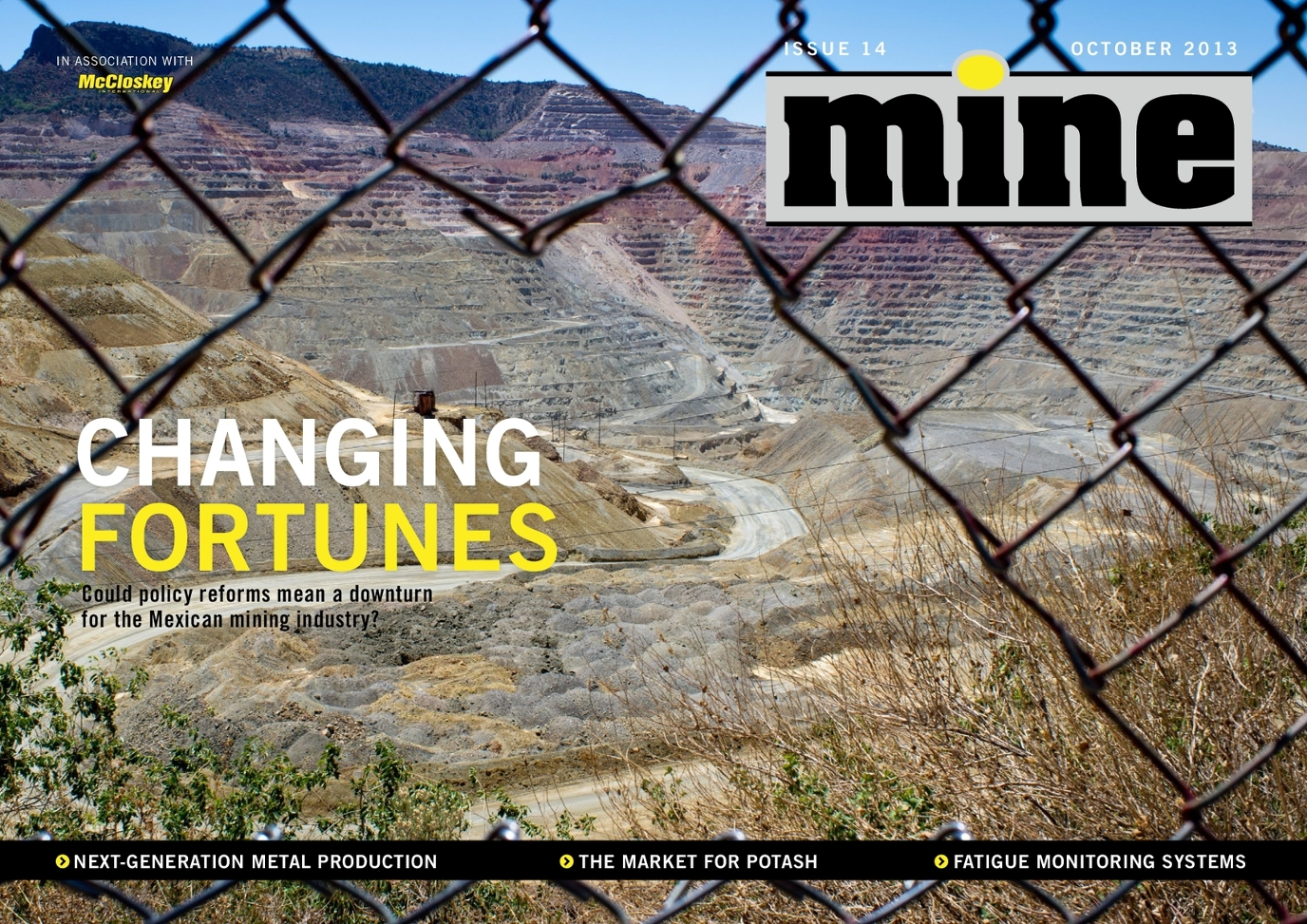 MINE | Issue 14 | October 2013