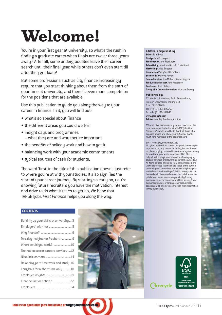 TARGETjobs First Finance 2012 pdf