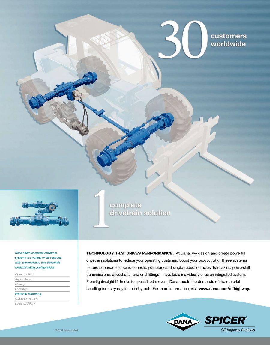 Advanced Lift-Truck Technology International - 2011 Showcase
