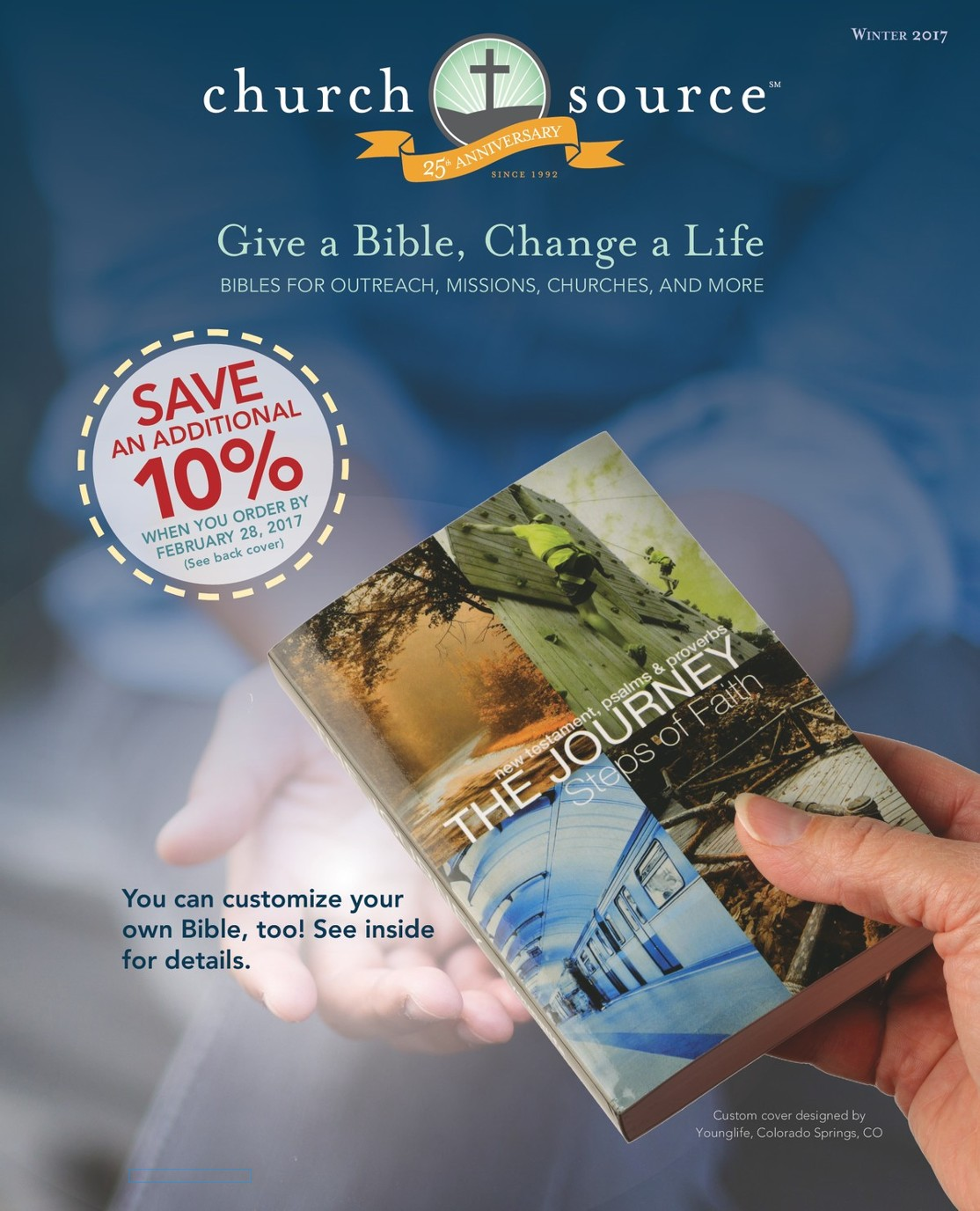 ChurchSource Catalog