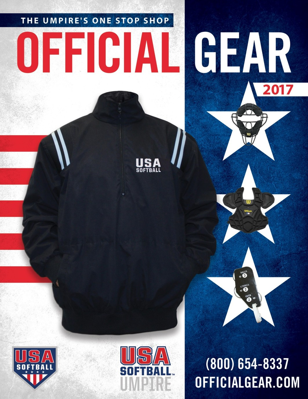 ASA Umpire Catalog 2017 HR v0