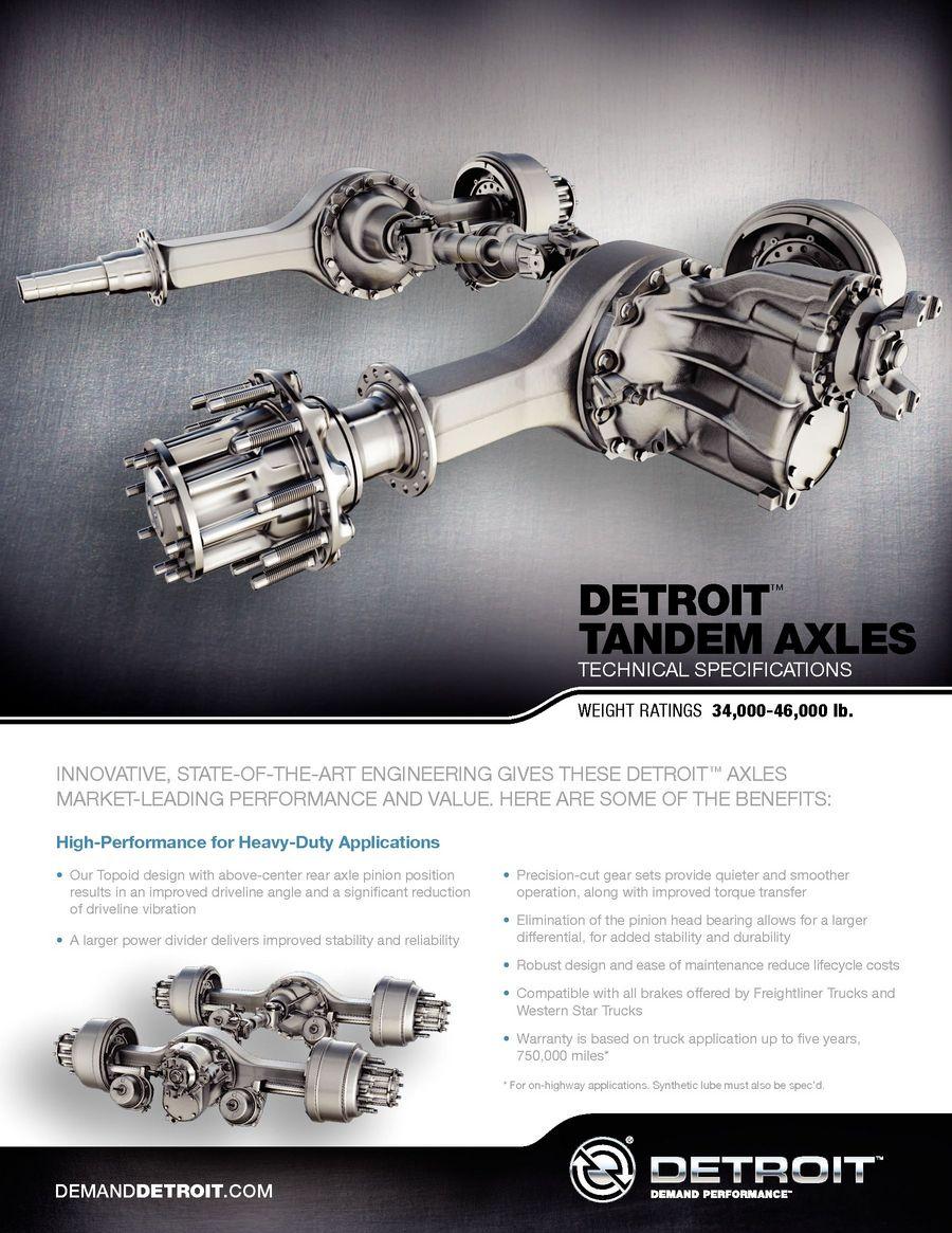 Tandem Axle Sell Sheet_FINAL 4-10 pdf