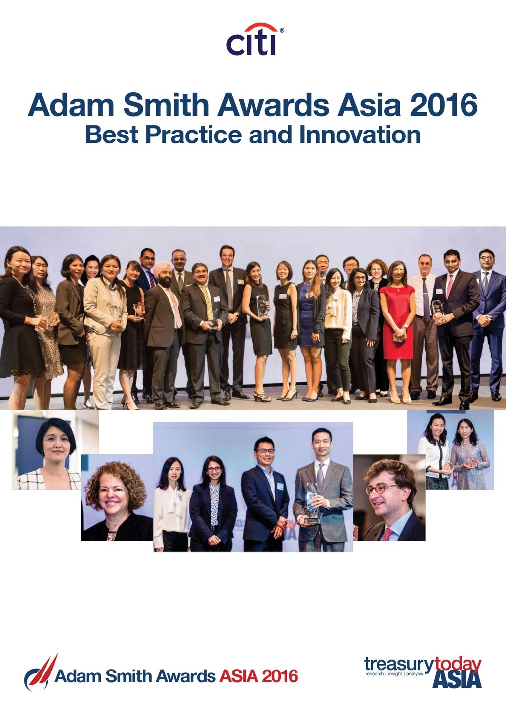 Adam Smith Awards Asia 2016: Citi Supplement