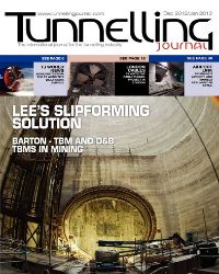 Tunnelling Journal Dec/Jan 2012 thumb