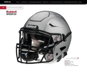 2019 Riddell Football / Multi-Sport Catalog