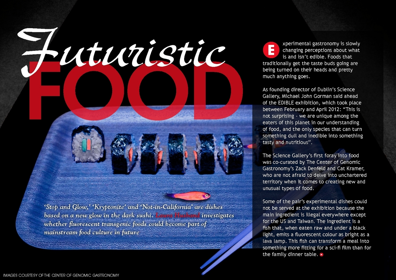 Inside Food | Issue 3 | January 2013